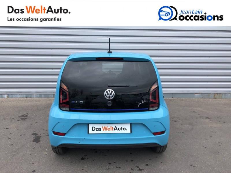 Volkswagen Up e-UP Electrique  5p Bleu occasion à Annemasse - photo n°6