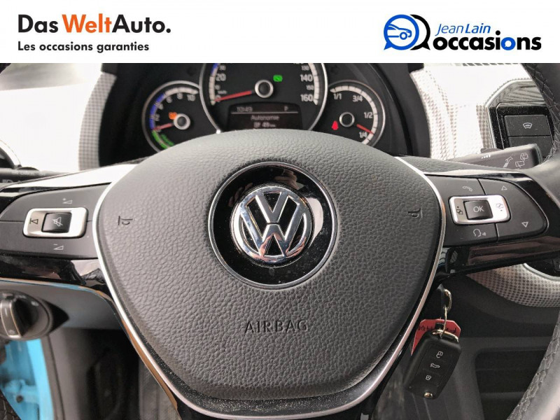 Volkswagen Up e-UP Electrique  5p Bleu occasion à Annemasse - photo n°12