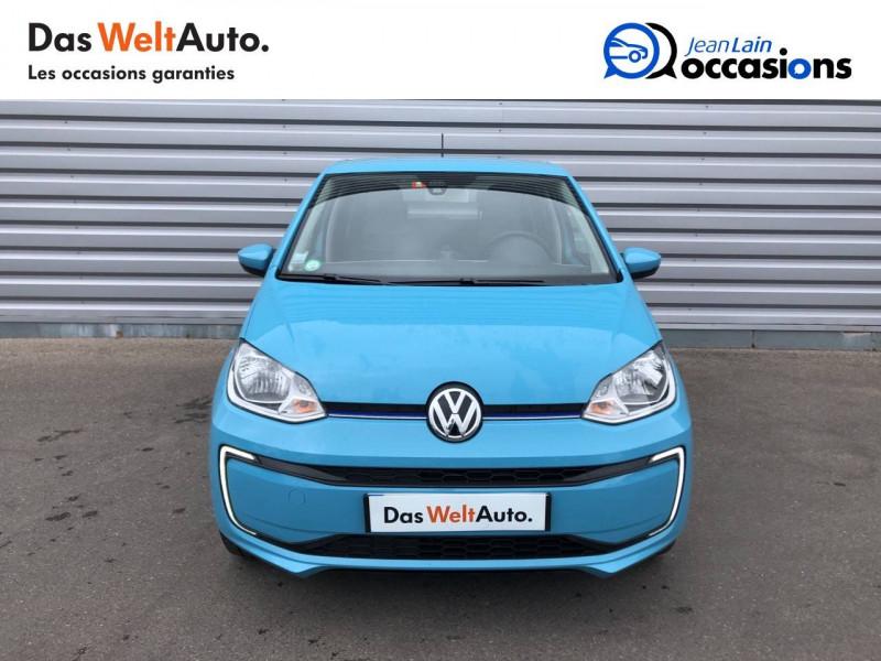 Volkswagen Up e-UP Electrique  5p Bleu occasion à Annemasse - photo n°2