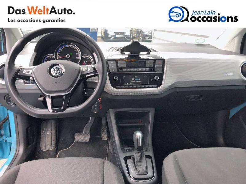 Volkswagen Up e-UP Electrique  5p Bleu occasion à Annemasse - photo n°18