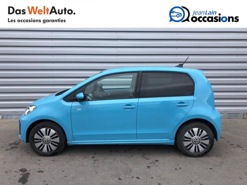 Volkswagen Up e-UP Electrique  5p Bleu occasion à Annemasse - photo n°8