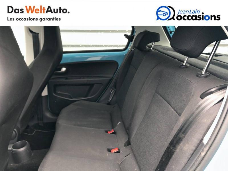 Volkswagen Up e-UP Electrique  5p Bleu occasion à Annemasse - photo n°17