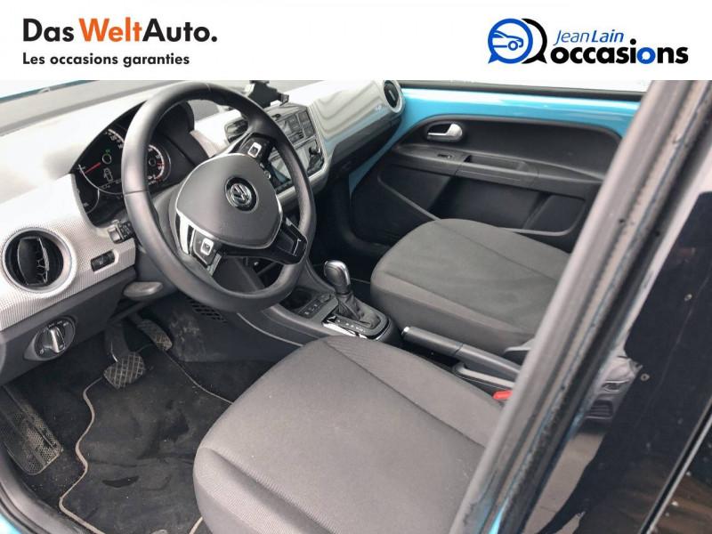 Volkswagen Up e-UP Electrique  5p Bleu occasion à Annemasse - photo n°11
