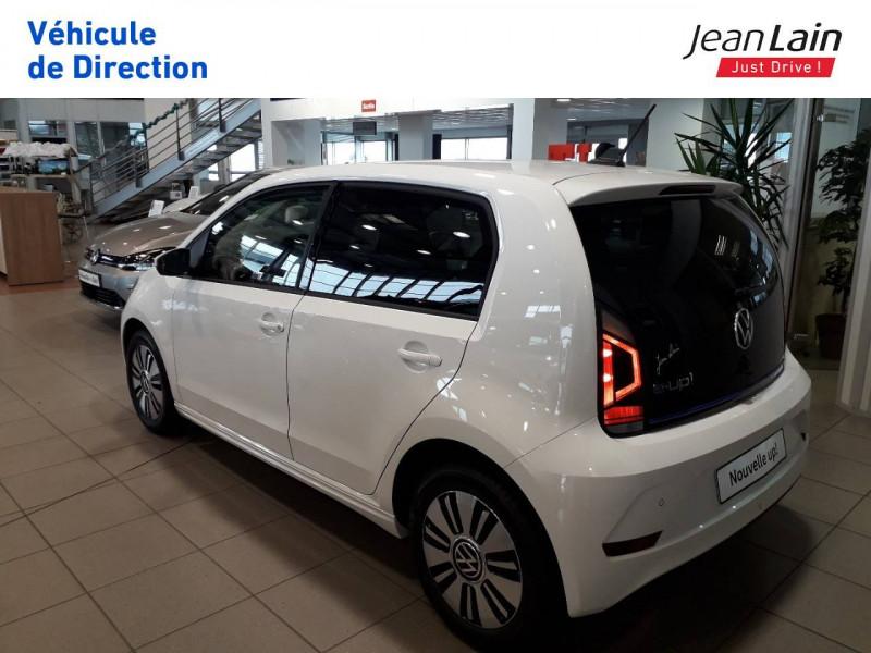Volkswagen Up e-up! Electrique E UP! 5p Blanc occasion à Ville-la-Grand - photo n°7