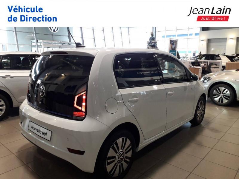 Volkswagen Up e-up! Electrique E UP! 5p Blanc occasion à Ville-la-Grand - photo n°5