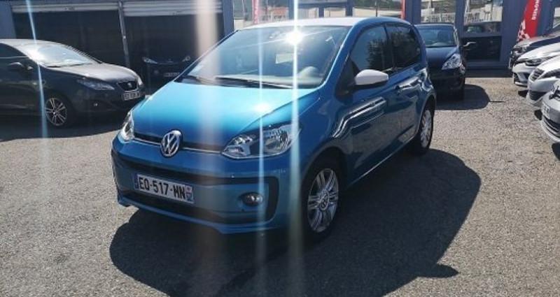 Volkswagen Up HIGH UP Bleu occasion à Les Pennes-Mirabeau