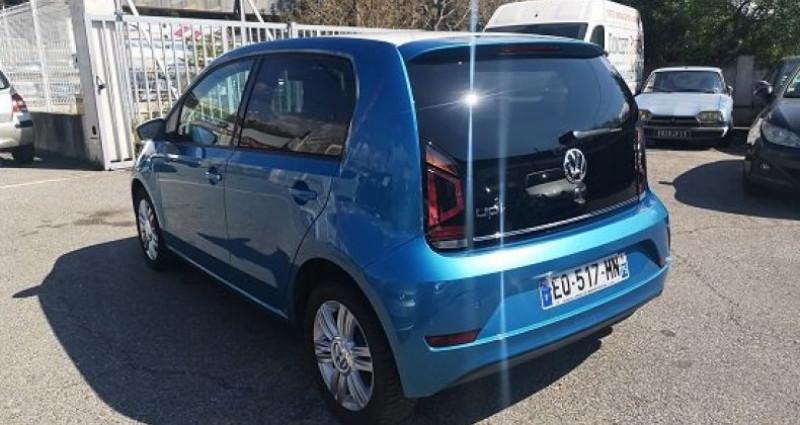 Volkswagen Up HIGH UP Bleu occasion à Les Pennes-Mirabeau - photo n°4