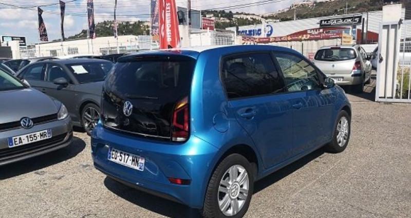 Volkswagen Up HIGH UP Bleu occasion à Les Pennes-Mirabeau - photo n°3
