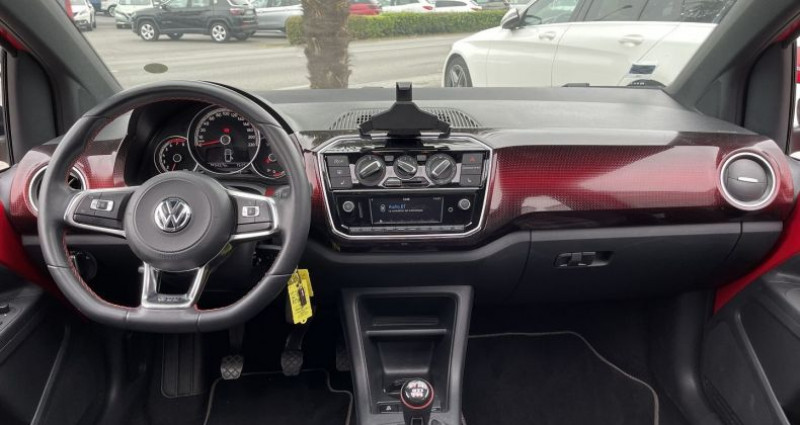 Volkswagen Up UP! 1.0 115CH BLUEMOTION TECHNOLOGY GTI 5P EURO6D-T Rouge occasion à GUER - photo n°7