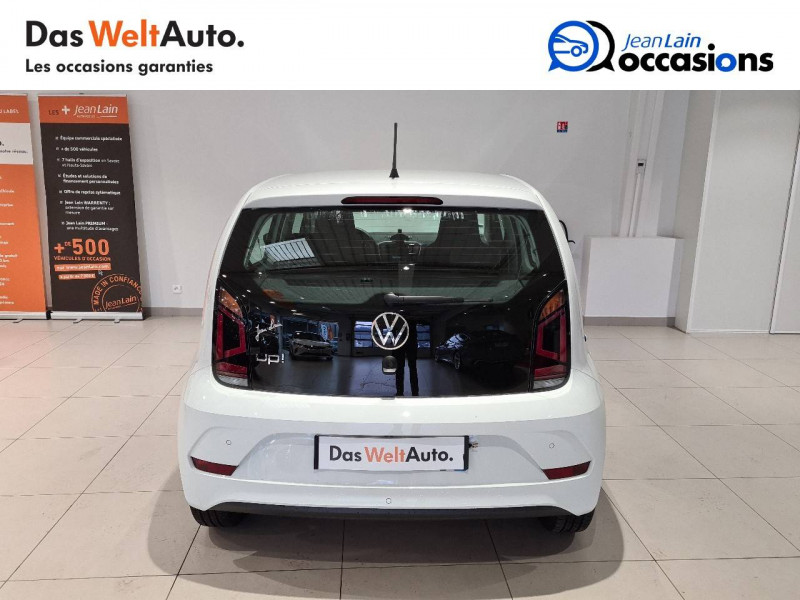 Volkswagen Up Up 1.0 60 BlueMotion Technology BVM5 Move Up! 5p Blanc occasion à Seynod - photo n°6