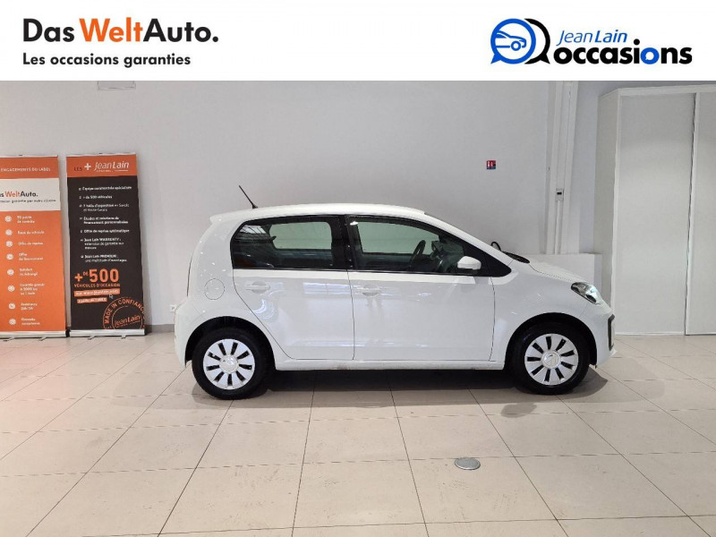 Volkswagen Up Up 1.0 60 BlueMotion Technology BVM5 Move Up! 5p Blanc occasion à Seynod - photo n°4