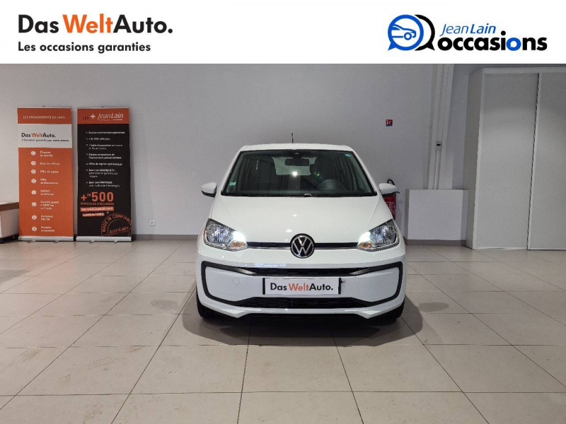 Volkswagen Up Up 1.0 60 BlueMotion Technology BVM5 Move Up! 5p Blanc occasion à Seynod - photo n°2