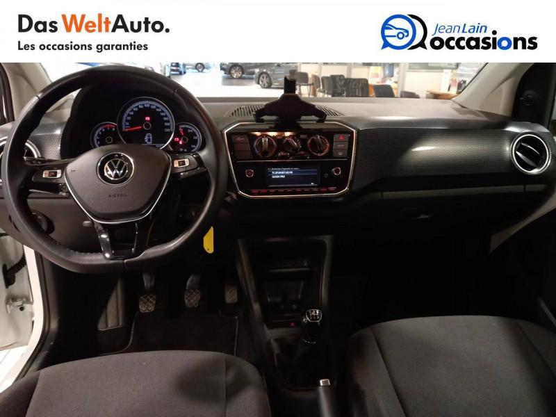 Volkswagen Up Up 1.0 60 BlueMotion Technology BVM5 Move Up! 5p Blanc occasion à Annemasse - photo n°18