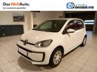 Volkswagen Up Up 1.0 60 BlueMotion Technology BVM5 Move Up! 5p Blanc à Annemasse 74