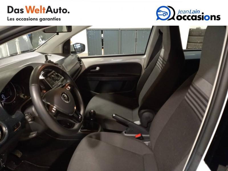 Volkswagen Up Up 1.0 60 BlueMotion Technology BVM5 Move Up! 5p Blanc occasion à Annemasse - photo n°11