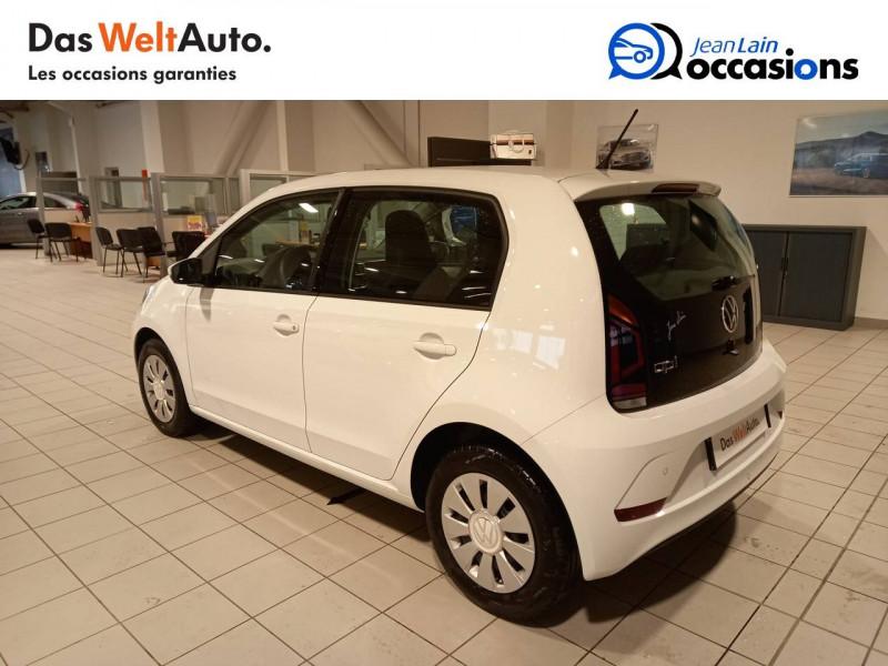 Volkswagen Up Up 1.0 60 BlueMotion Technology BVM5 Move Up! 5p Blanc occasion à Annemasse - photo n°7