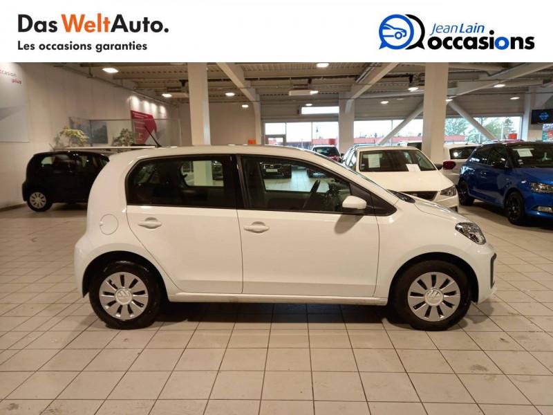Volkswagen Up Up 1.0 60 BlueMotion Technology BVM5 Move Up! 5p Blanc occasion à Annemasse - photo n°4