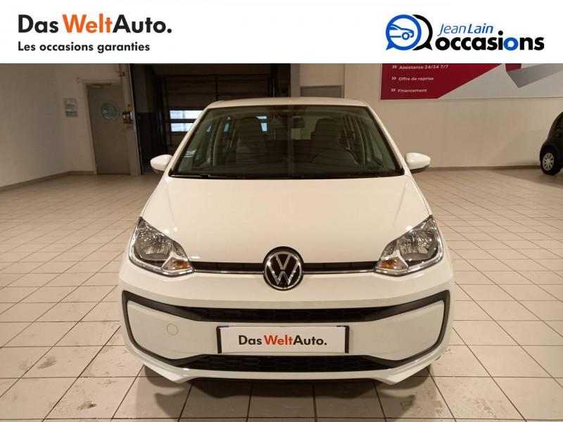 Volkswagen Up Up 1.0 60 BlueMotion Technology BVM5 Move Up! 5p Blanc occasion à Annemasse - photo n°2