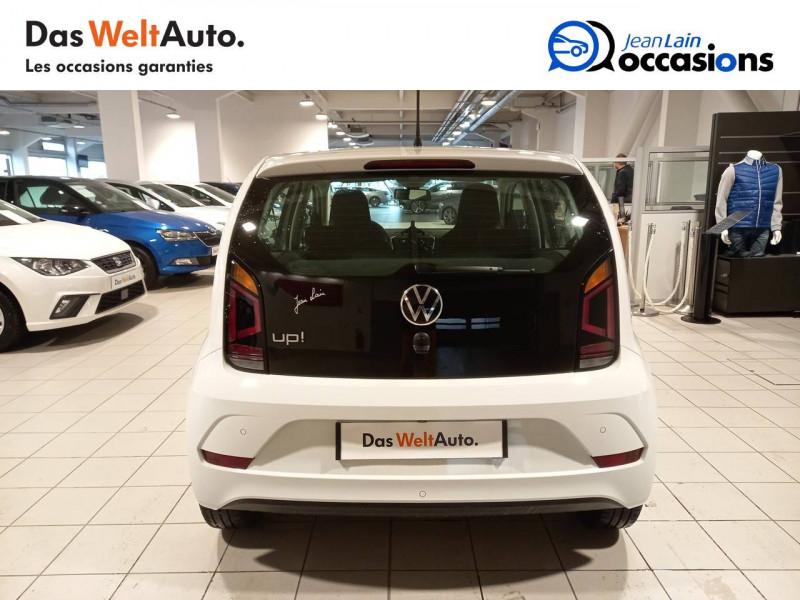 Volkswagen Up Up 1.0 60 BlueMotion Technology BVM5 Move Up! 5p Blanc occasion à Annemasse - photo n°6