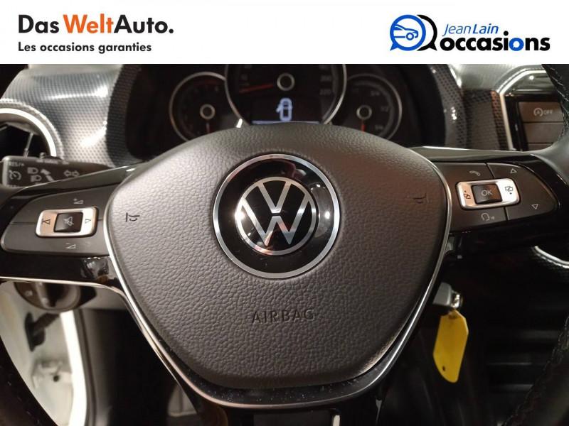 Volkswagen Up Up 1.0 60 BlueMotion Technology BVM5 Move Up! 5p Blanc occasion à Annemasse - photo n°12