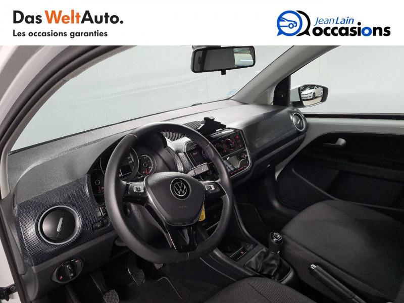 Volkswagen Up Up 1.0 60 BlueMotion Technology BVM5 Move Up! 5p Blanc occasion à La Motte-Servolex - photo n°11