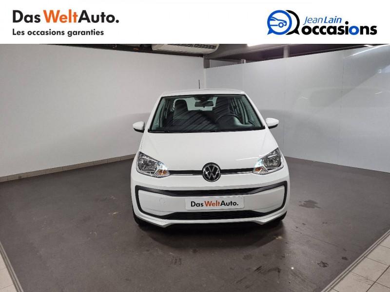 Volkswagen Up Up 1.0 60 BlueMotion Technology BVM5 Move Up! 5p Blanc occasion à La Motte-Servolex - photo n°2