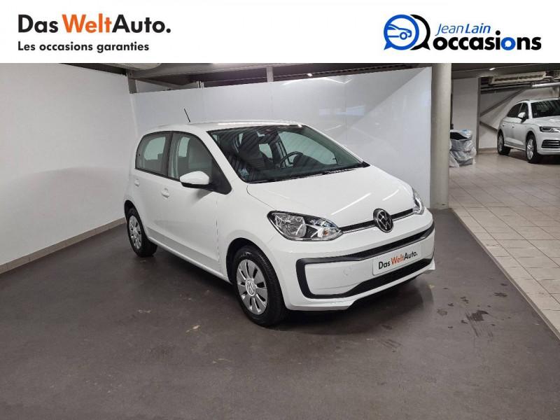 Volkswagen Up Up 1.0 60 BlueMotion Technology BVM5 Move Up! 5p Blanc occasion à La Motte-Servolex - photo n°3