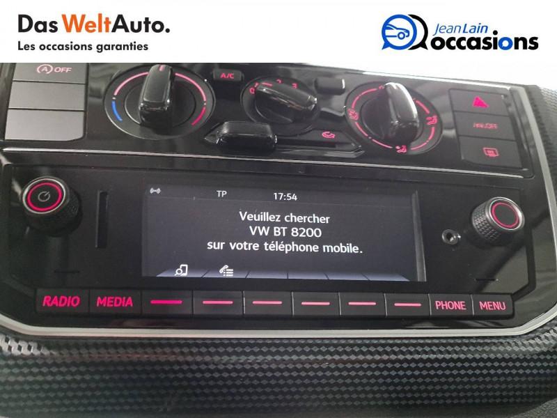 Volkswagen Up Up 1.0 60 BlueMotion Technology BVM5 Move Up! 5p Blanc occasion à La Motte-Servolex - photo n°16