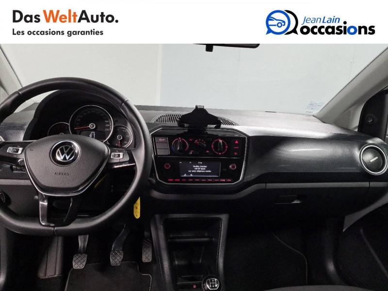 Volkswagen Up Up 1.0 60 BlueMotion Technology BVM5 Move Up! 5p Blanc occasion à La Motte-Servolex - photo n°18
