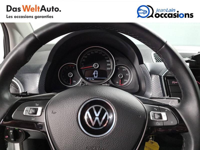 Volkswagen Up Up 1.0 60 BlueMotion Technology BVM5 Move Up! 5p Blanc occasion à La Motte-Servolex - photo n°12