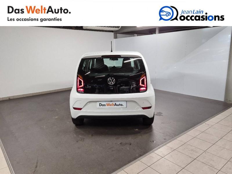 Volkswagen Up Up 1.0 60 BlueMotion Technology BVM5 Move Up! 5p Blanc occasion à La Motte-Servolex - photo n°6