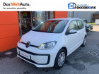 Volkswagen Up Up 1.0 60 BlueMotion Technology BVM5 Move Up! 5p Blanc à Sallanches 74