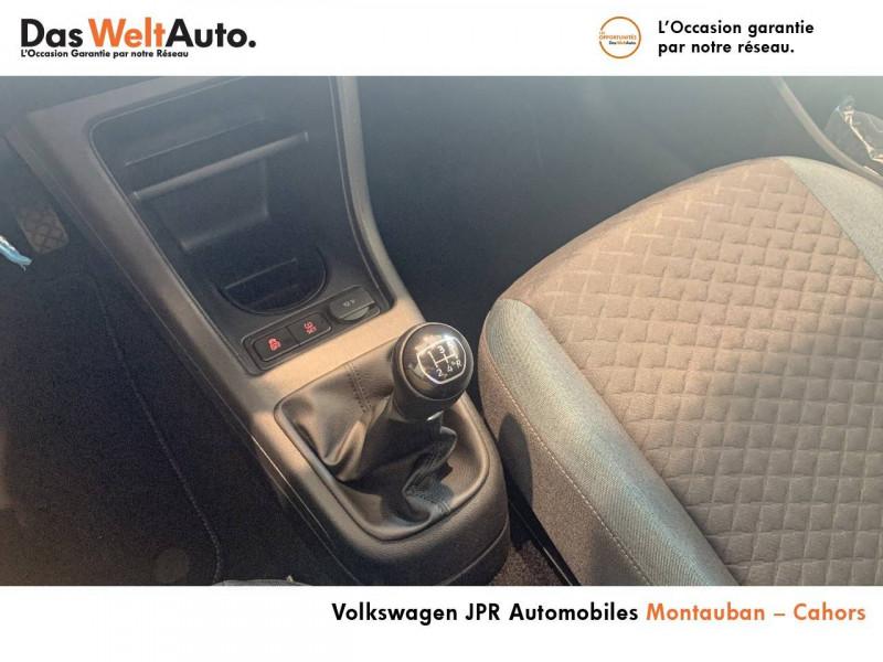 Volkswagen Up Up 1.0 60 BlueMotion Technology BVM5 Up! IQ.Drive 5p Blanc occasion à montauban - photo n°10