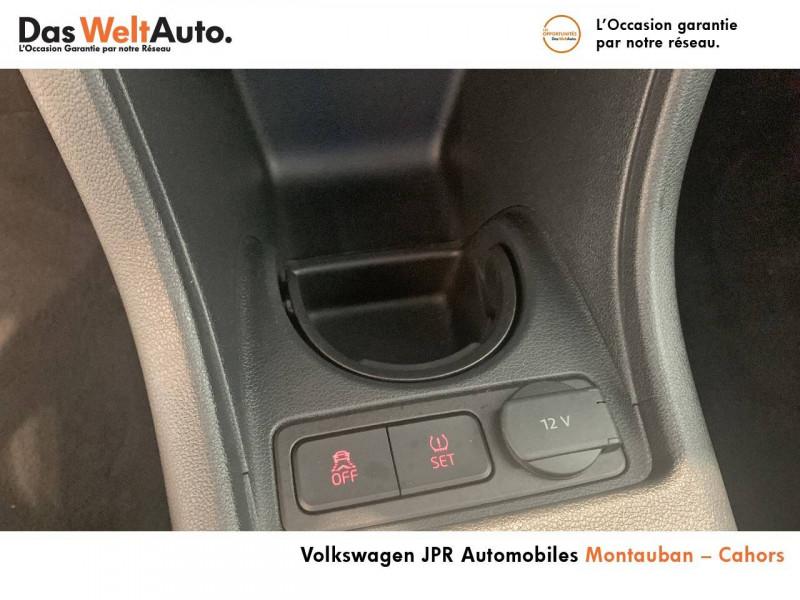 Volkswagen Up Up 1.0 60 BlueMotion Technology BVM5 Up! IQ.Drive 5p Blanc occasion à montauban - photo n°19
