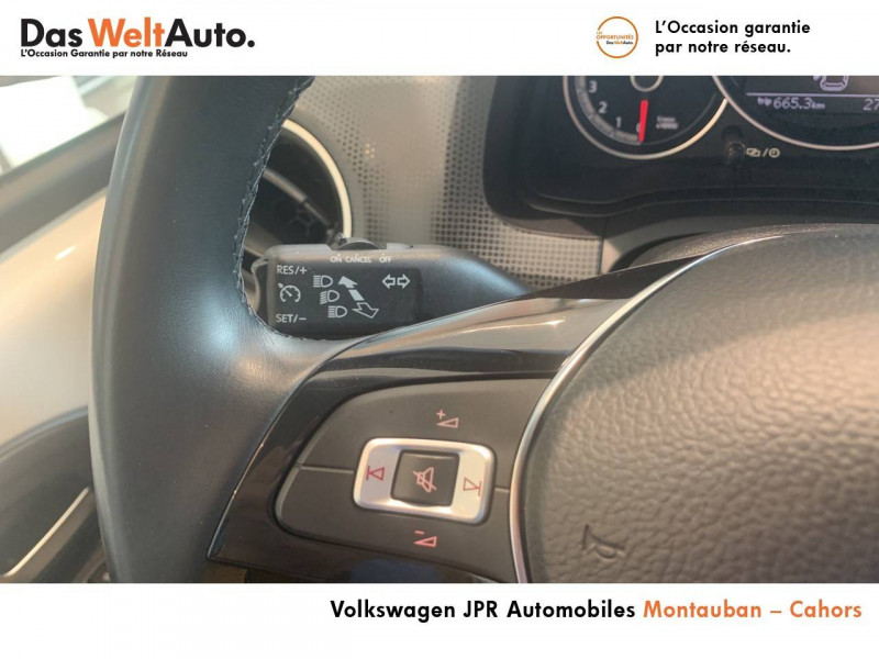 Volkswagen Up Up 1.0 60 BlueMotion Technology BVM5 Up! IQ.Drive 5p Blanc occasion à montauban - photo n°15