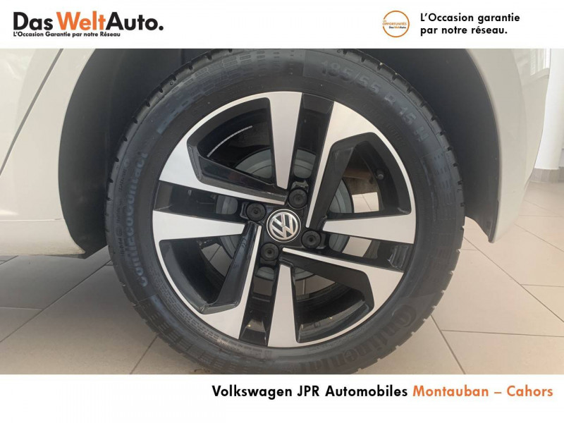 Volkswagen Up Up 1.0 60 BlueMotion Technology BVM5 Up! IQ.Drive 5p Blanc occasion à montauban - photo n°18