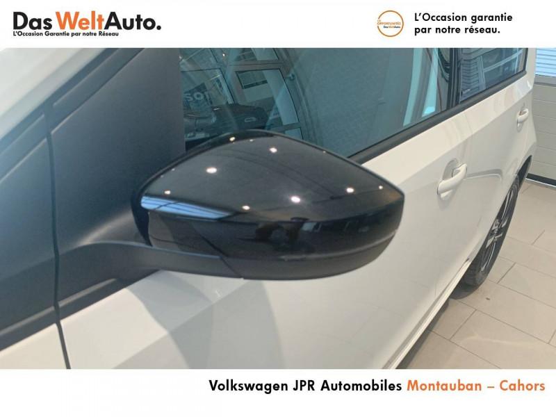 Volkswagen Up Up 1.0 60 BlueMotion Technology BVM5 Up! IQ.Drive 5p Blanc occasion à montauban - photo n°16