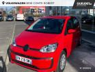 Volkswagen Up Up 1.0 60 BlueMotion Technology BVM5Lounge Rouge à Brie-Comte-Robert 77