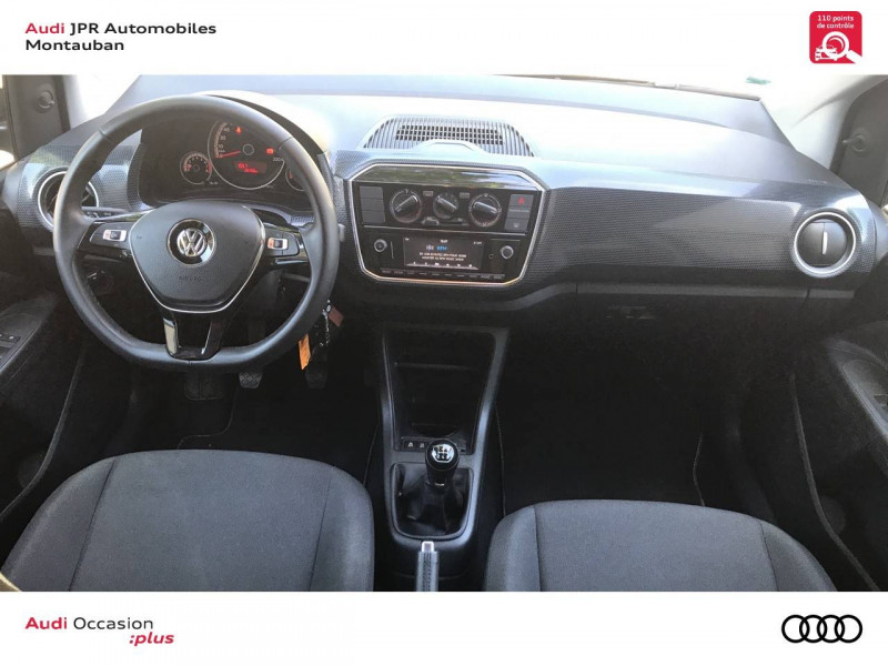 Volkswagen Up Up 1.0 60 Move Up! 5p Noir occasion à Cahors - photo n°5