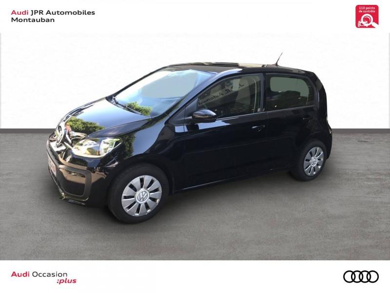 Volkswagen Up Up 1.0 60 Move Up! 5p Noir occasion à Cahors