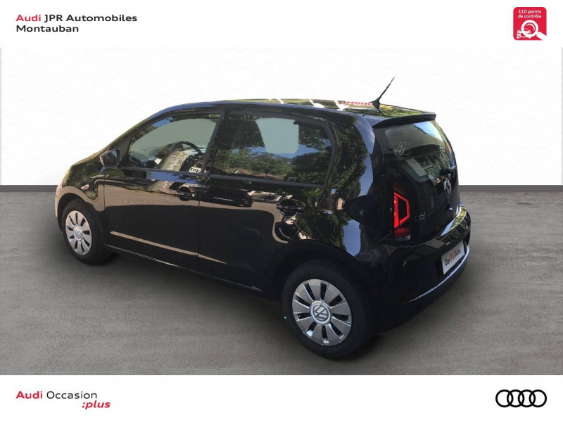 Volkswagen Up Up 1.0 60 Move Up! 5p Noir occasion à Cahors - photo n°4