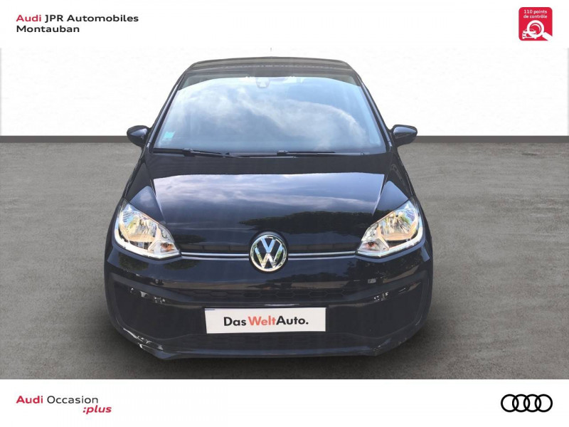 Volkswagen Up Up 1.0 60 Move Up! 5p Noir occasion à Cahors - photo n°2