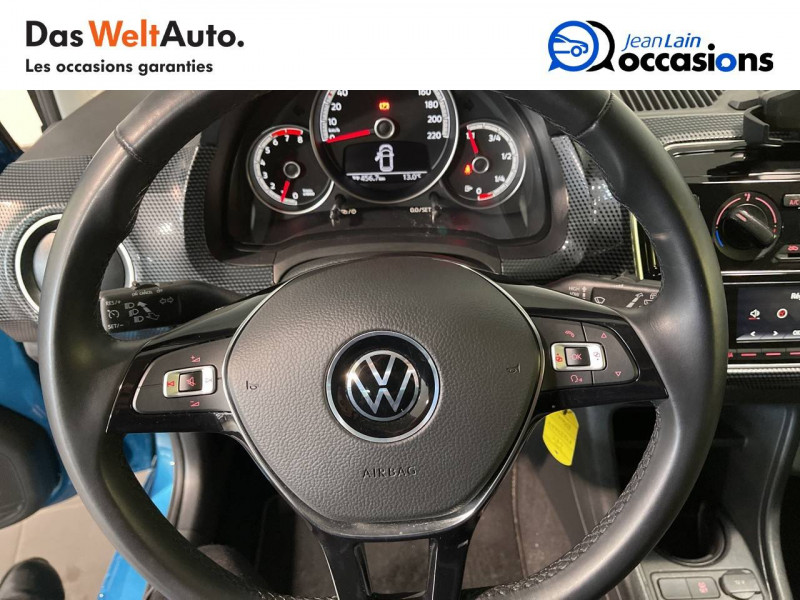Volkswagen Up Up 1.0 60 Move Up! 5p Bleu occasion à Seynod - photo n°12