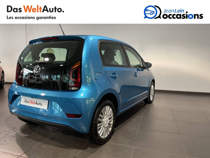 Volkswagen Up Up 1.0 60 Move Up! 5p Bleu occasion à Seynod - photo n°5
