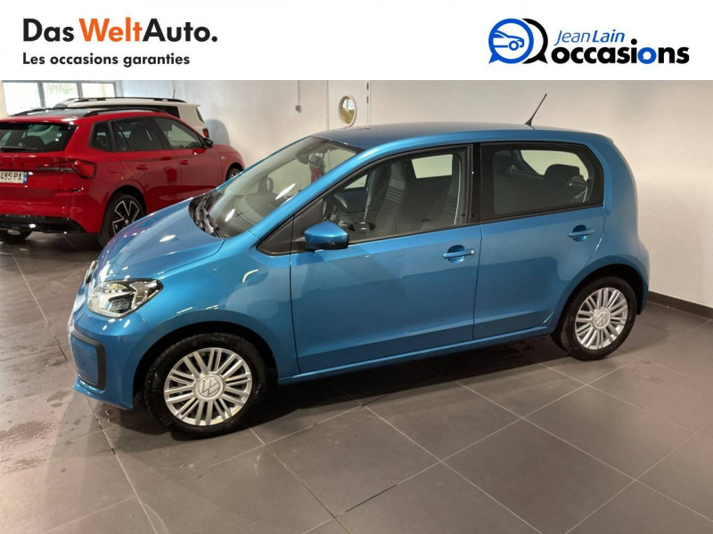 Volkswagen Up Up 1.0 60 Move Up! 5p Bleu occasion à Seynod - photo n°8