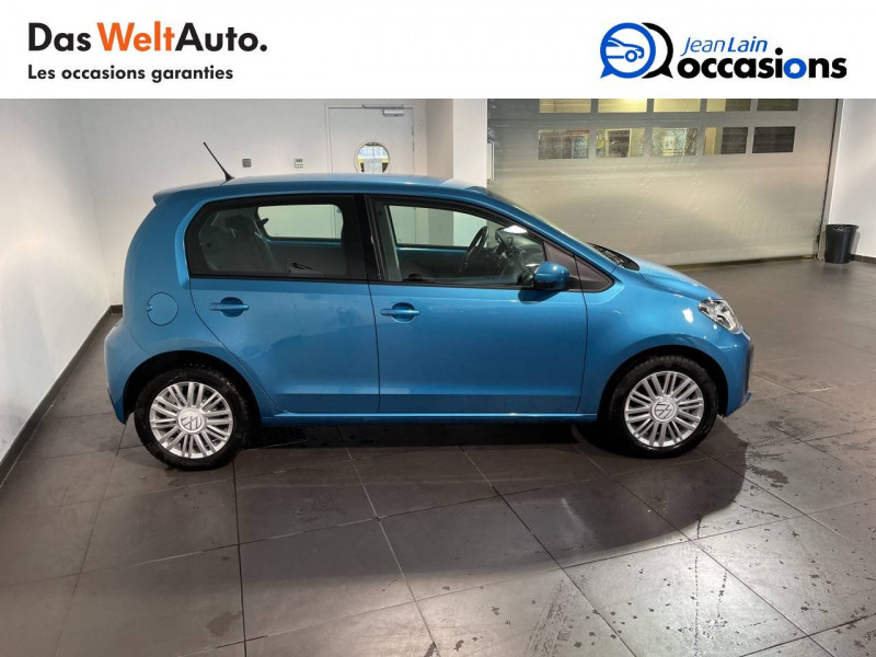 Volkswagen Up Up 1.0 60 Move Up! 5p Bleu occasion à Seynod - photo n°4