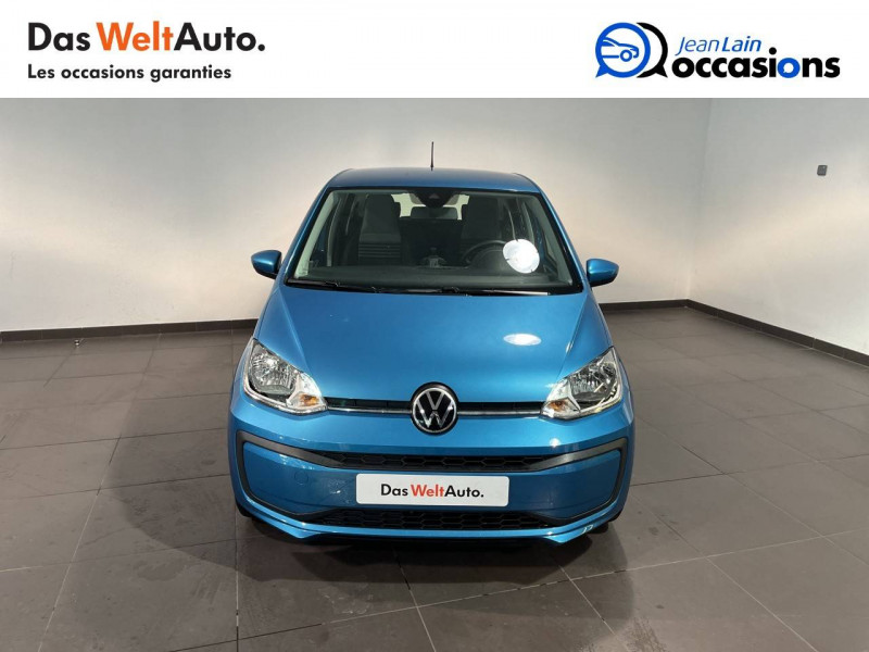 Volkswagen Up Up 1.0 60 Move Up! 5p Bleu occasion à Seynod - photo n°2