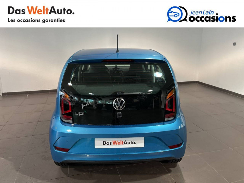 Volkswagen Up Up 1.0 60 Move Up! 5p Bleu occasion à Seynod - photo n°6