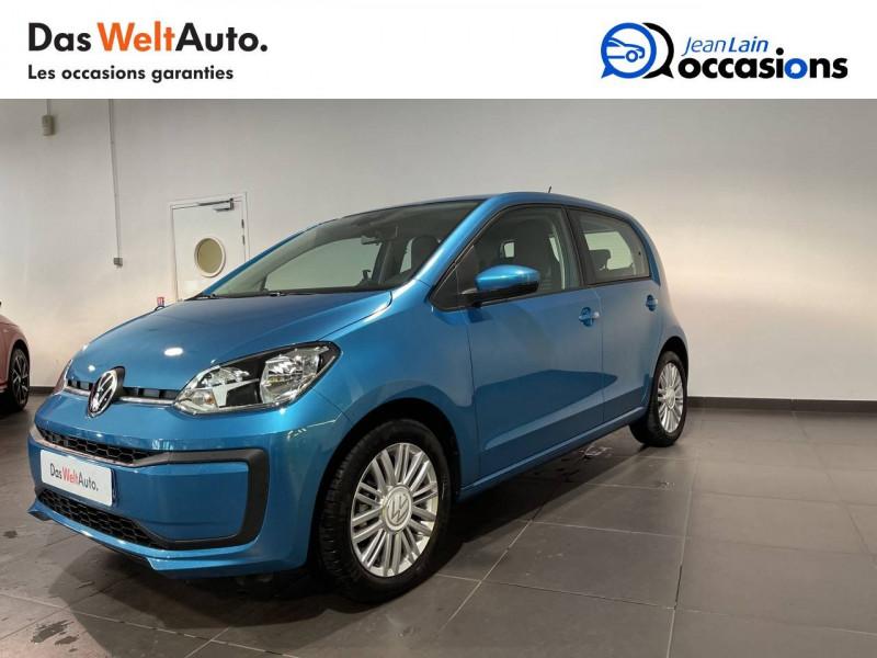 Volkswagen Up Up 1.0 60 Move Up! 5p Bleu occasion à Seynod