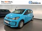 Volkswagen Up Up 1.0 60 Take Up! 3p Bleu à Seynod 74